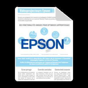 brochure Epson