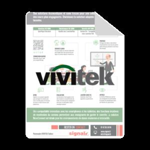 Brochure Vivitek